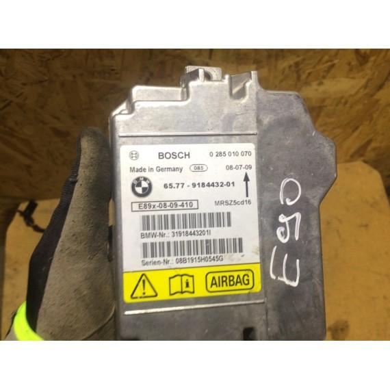 65779184432 Блок Airbag (ЭБУ НПБ) BMW E87 E90 E81 купить в Интернет-магазине