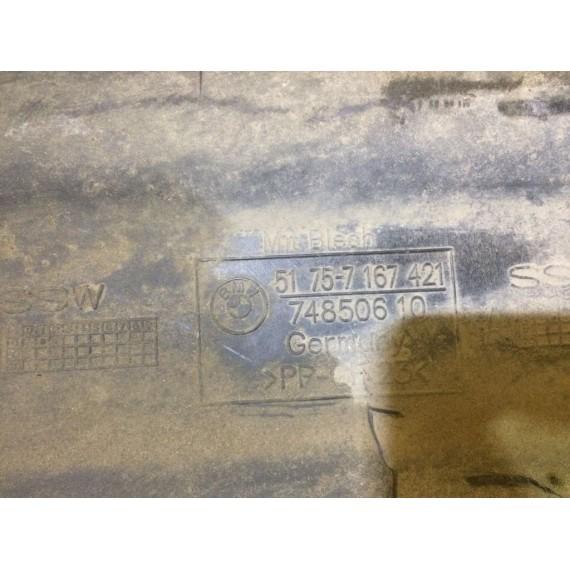 51757167421 Защита картера BMW E87 E90 E84 купить в Интернет-магазине