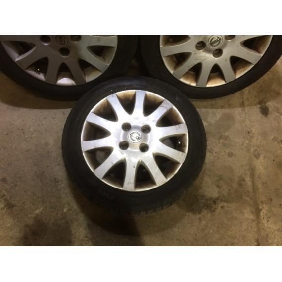 Колеса в сборе R16 Nissan Almera N16  4x114.3 купить в Интернет-магазине