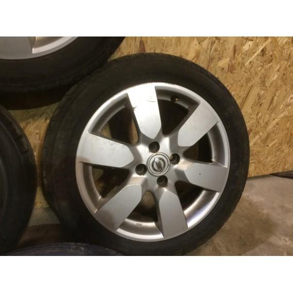 Колеса в сборе R16 Nissan Note  4x100 купить в Интернет-магазине