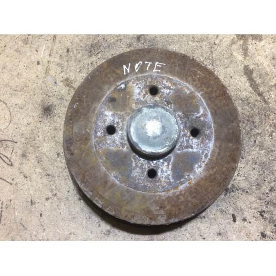 43206AX650 Тормозной барабан Nissan Note E11 купить в Интернет-магазине