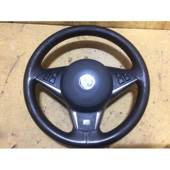 32346774458 Спорт руль в сборе BMW 5 E60 E61 купить в Интернет-магазине