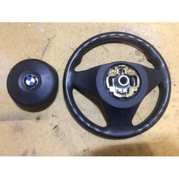 32342283939 М тех руль в сборе BMW 5 E60 E61 купить в Интернет-магазине