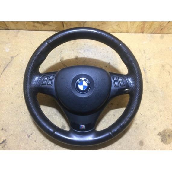 3230783911 Руль BMW E90 E87 М в сборе с Airbag купить в Интернет-магазине