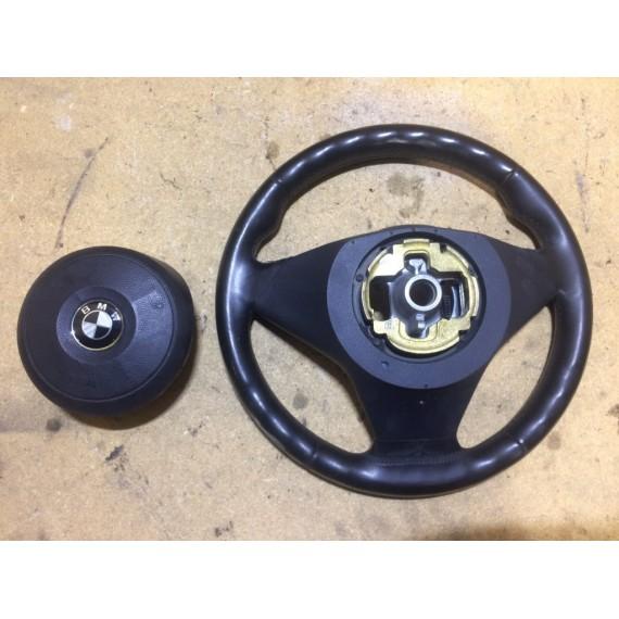 32340430470 Руль в сборе с airbag BMW 5 E60 E61 М купить в Интернет-магазине