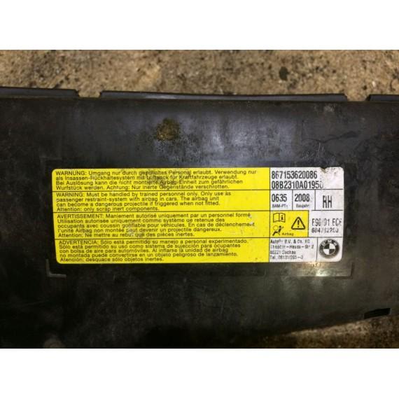 8671536200 Подушка безопасности в сиденье  BMW E90 купить в Интернет-магазине