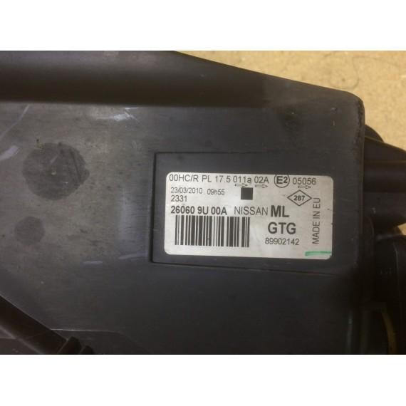 260609U00A Фара левая Nissan Note E11 купить в Интернет-магазине