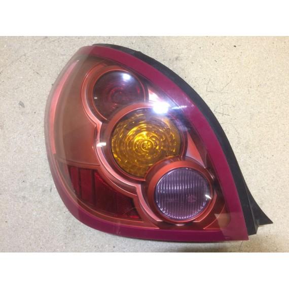 26555BN702 Фонарь левый Nissan Almera N16 хэтчбек купить в Интернет-магазине