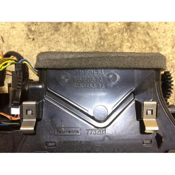 64227161801 Дефлектор центральный BMW X5 E70 X6 купить в Интернет-магазине