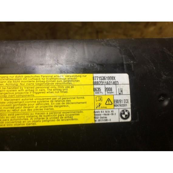 72127153619 Подушка в сиденье левая BMW E90 купить в Интернет-магазине