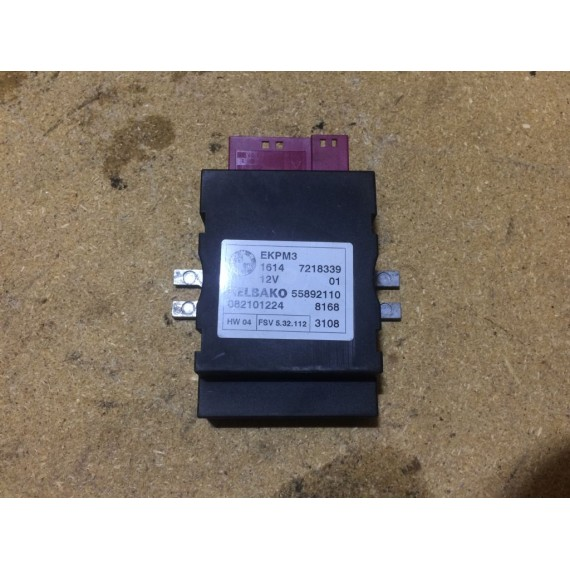 16147218339 Блок управления топливным насосом BMW купить в Интернет-магазине