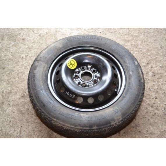 Купить Диск запасного колеса (докатка) Nissan NISSAN QASHQAI (J10) в Интернет-магазине