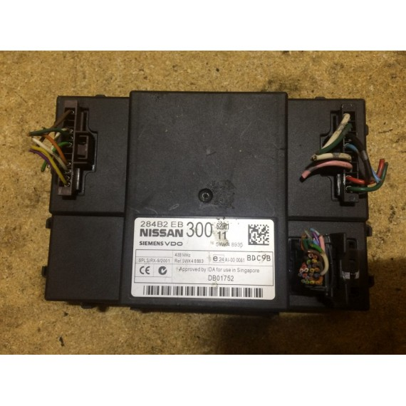 284B2EB300 Блок комфорта Nissan Pathfinder R51 купить в Интернет-магазине