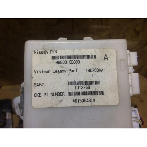 98800EB300 Блок управления Nissan Pathfinder R51 купить в Интернет-магазине