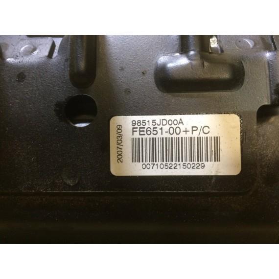 98515JD05A Подушка пассажира Nissan Qashqai J10 купить в Интернет-магазине