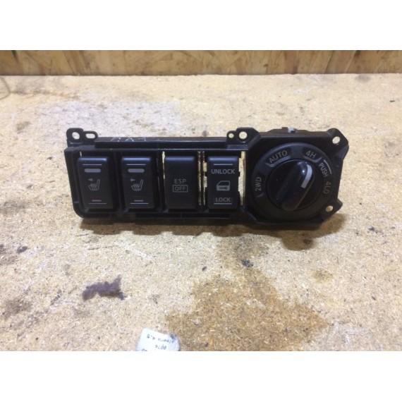 253399B915 Блок кнопок Nissan Pathfinder, Navara купить в Интернет-магазине