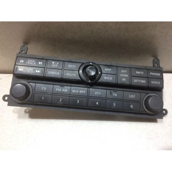 28395EP005 Блок кнопок Nissan Pathfinder, Navara купить в Интернет-магазине