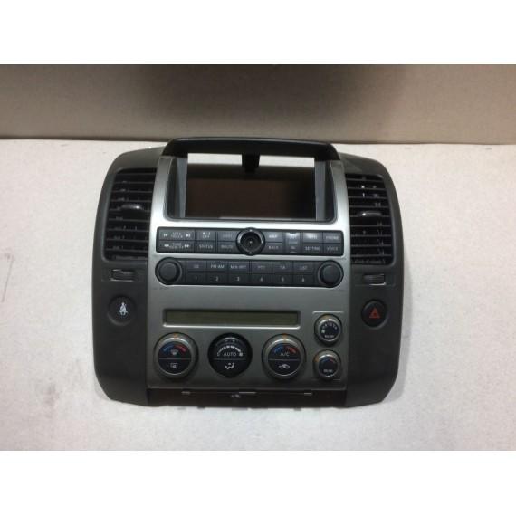 Центральная консоль Nissan Navara, Pathfimnder купить в Интернет-магазине
