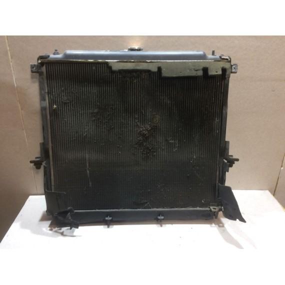 21460EA215 Радиатор основной Nissan Navara D40 купить в Интернет-магазине