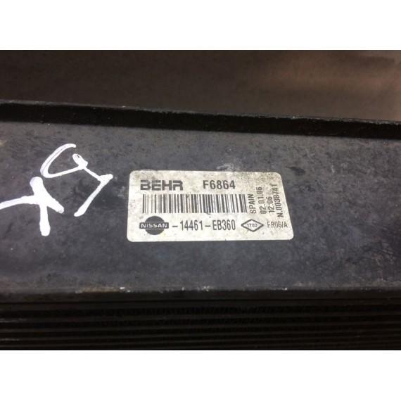 14461EB360 Интеркулер Nissan Pathfinder R51 купить в Интернет-магазине