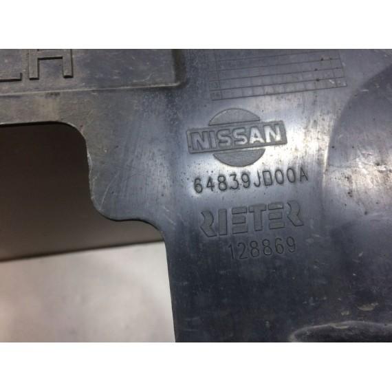 64839JD00A Пыльник боковой L Nissan Qashqai J10 купить в Интернет-магазине
