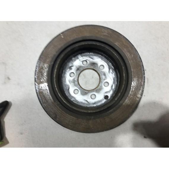 43206EB300 Диск тормозной з. Nissan Navara D40 купить в Интернет-магазине