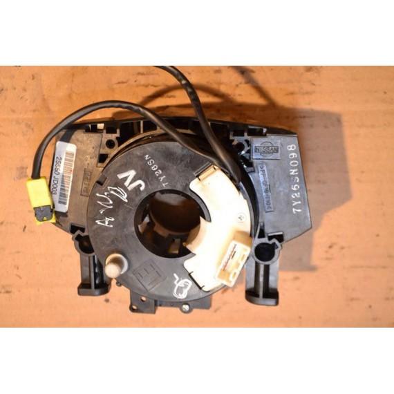 Купить Механизм подрулевой для SRS (ленточный) для Nissan Qashqai (J10) 2006-2014;Qashqai+2 (JJ10) 2008-2014 в Интернет-магазине