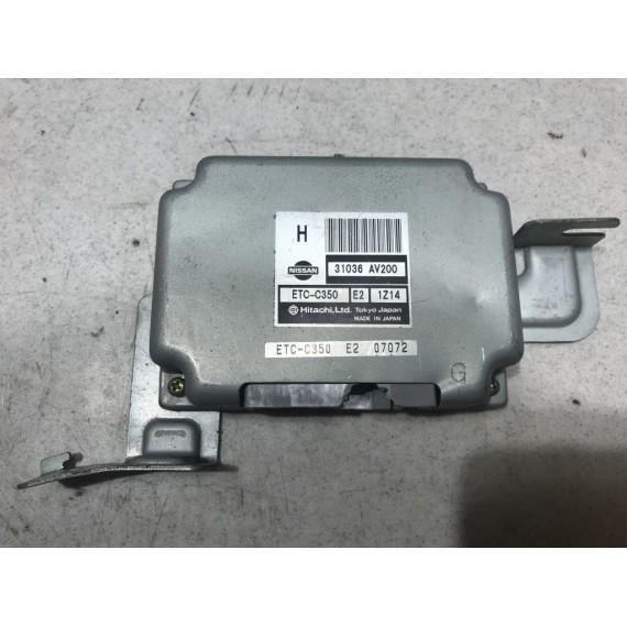 31036AV200 ЭБУ АКПП Nissan Primera P12 купить в Интернет-магазине