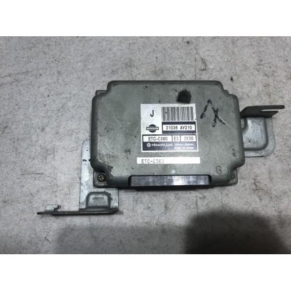 31036AV210 ЭБУ АКПП Nissan Primera P12 купить в Интернет-магазине
