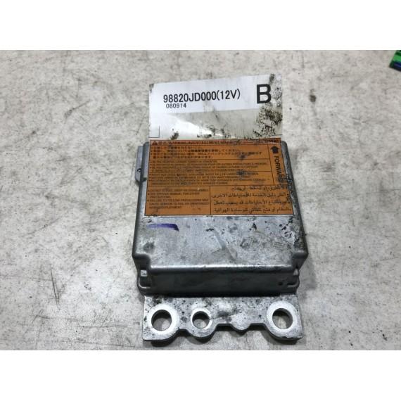 98820JD000 Блок SRS Nissan Qashqai J10 купить в Интернет-магазине