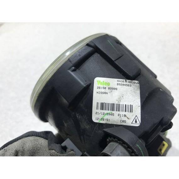 261508992B Фара противотуманная Nissan Note E11 купить в Интернет-магазине