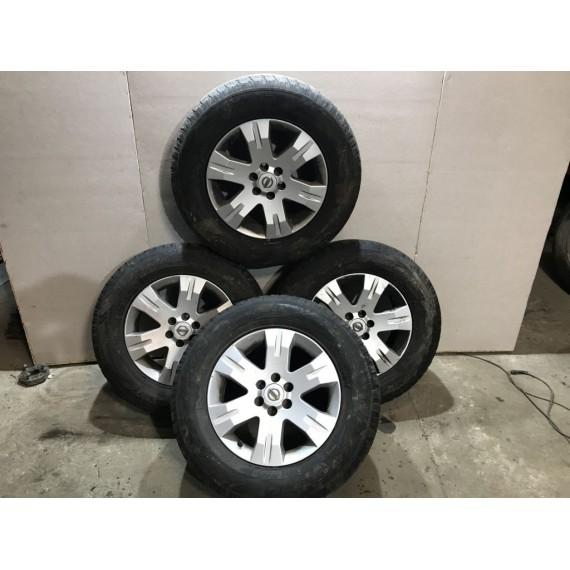 40300EB610 Колеса в сборе R17 Nissan Pathfinder купить в Интернет-магазине
