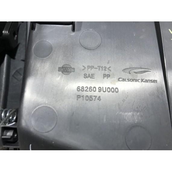 682609U000 Рамка магнитолы 2 Din Nissan Note E11 купить в Интернет-магазине
