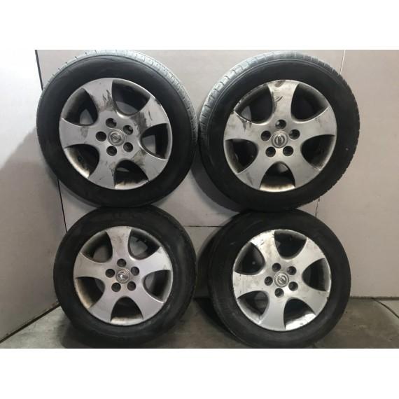 Колеса в сборе R16 5x114.3 Nissan Primera P12 купить в Интернет-магазине