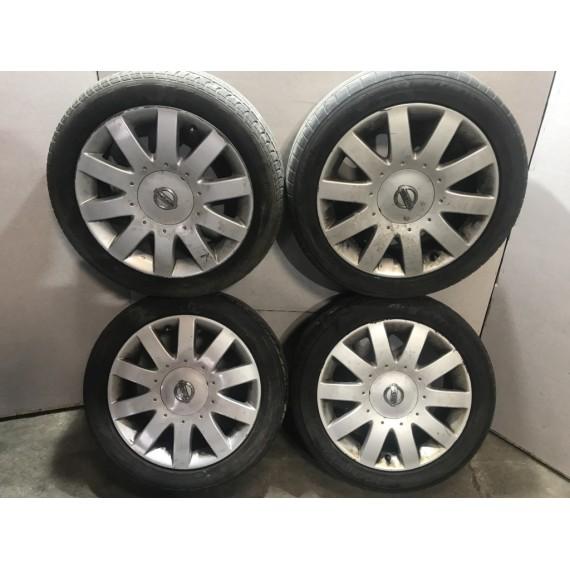 Колеса в сборе R17 Nissan Primera P12 купить в Интернет-магазине