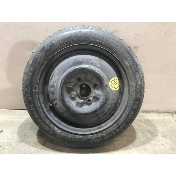 Запасное колесо Nissan Almera 4x114.3 T135/80D15 купить в Интернет-магазине