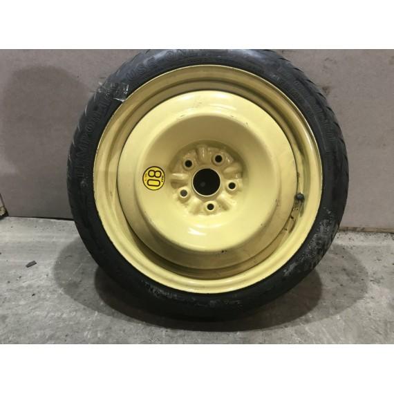 Запасное колесо (банан) Toyota Lexus T125/70D17 купить в Интернет-магазине