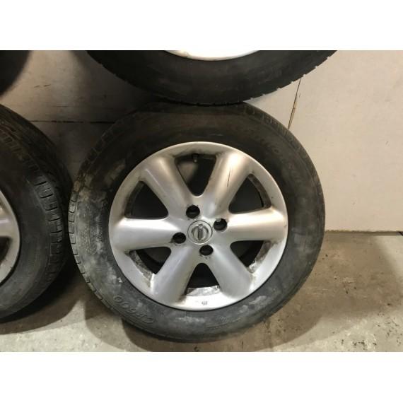 Колеса в сборе R15 Nissan Note  4x100 купить в Интернет-магазине