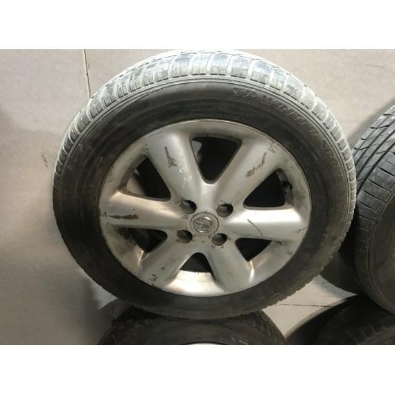 Колеса в сборе R15 Nissan Note 4x100 185/55 купить в Интернет-магазине