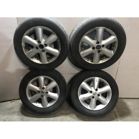 Колеса в сборе R15 Nissan Note 4x100 185/55 ET45 купить в Интернет-магазине
