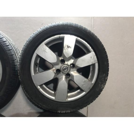 Колеса в сборе R16 Nissan Note 4x100 ET40 купить в Интернет-магазине