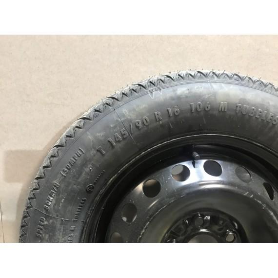 Запасное колесо  Nissan Qashqai T145/90 R16 купить в Интернет-магазине