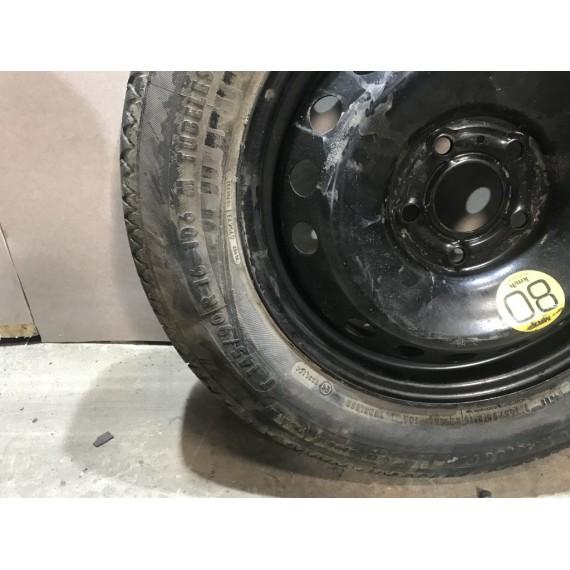 Запаска (докатка) Nissan Qashqai T145/90 R16 купить в Интернет-магазине