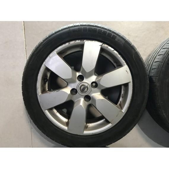 Колеса в сборе R16 185/55 Nissan Note 4x100 купить в Интернет-магазине