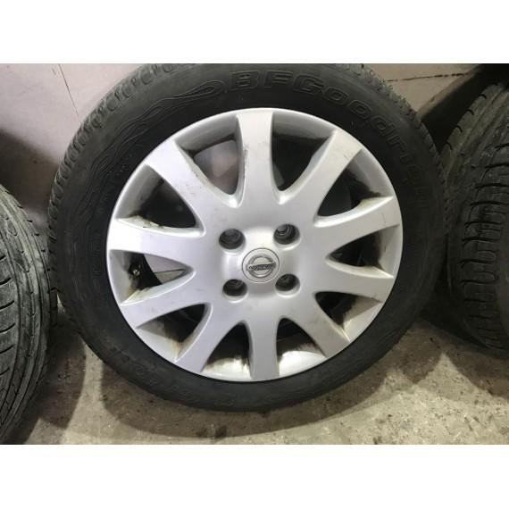 Колеса в сборе R16 195/55 Nissan Almera N16 купить в Интернет-магазине