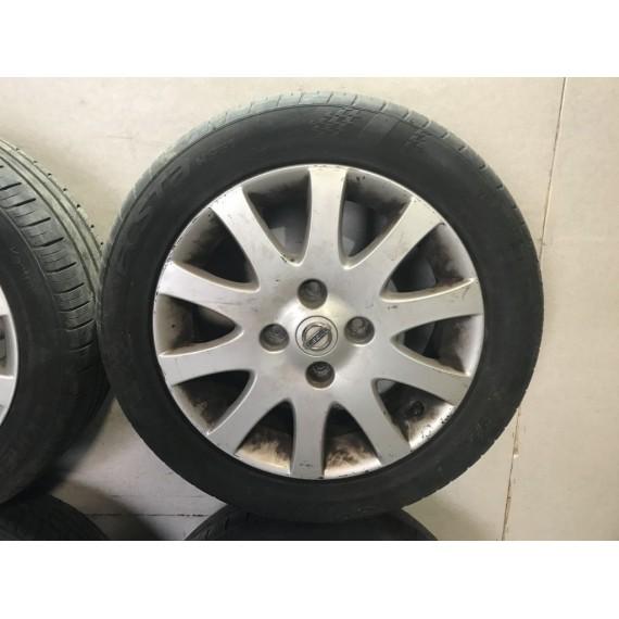 Колеса летние R16 195/55 Nissan Almera N16 купить в Интернет-магазине