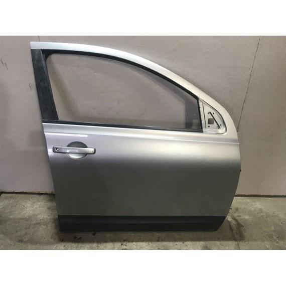 H0100JD0M0 Дверь передняя пасс. Nissan Qashqai J10 купить в Интернет-магазине