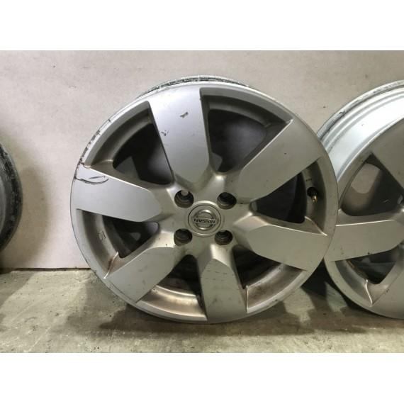 Литые диски R16 Nissan Note 4x100 купить в Интернет-магазине