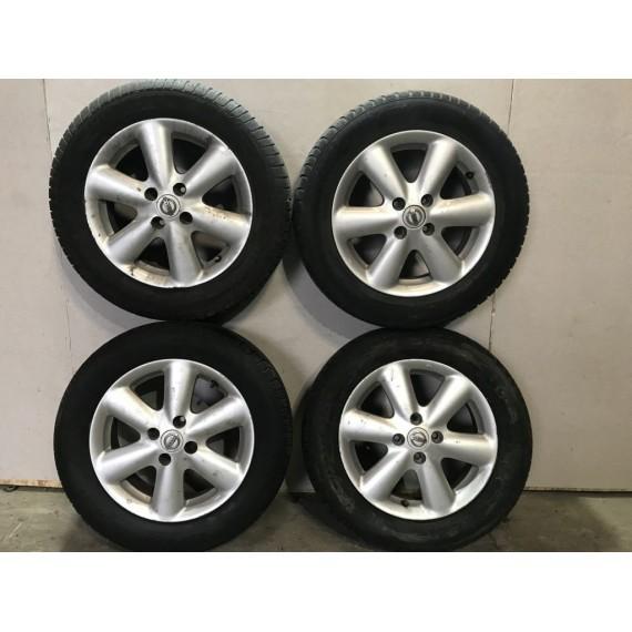 Колеса в сборе R15 185/65 Nissan Note E11 купить в Интернет-магазине