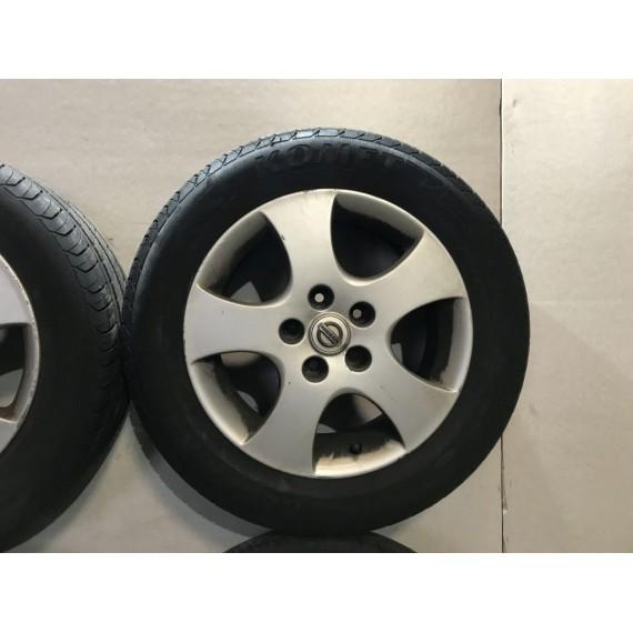Колеса в сборе R16 205/60 Nissan Primera P12 купить в Интернет-магазине